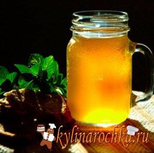 Овсяный квас - освежающий напиток