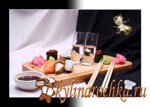 Едим суши: этикет японской кухни