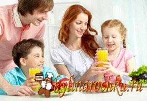 Как приучить малыша к здоровой пище
