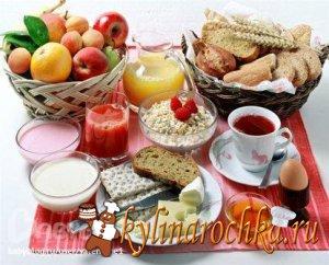 Что приготовить на завтрак?