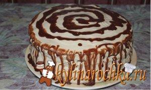 Вкусно и полезно: медовый торт