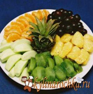 Правила употребления вкусной и полезной пищи