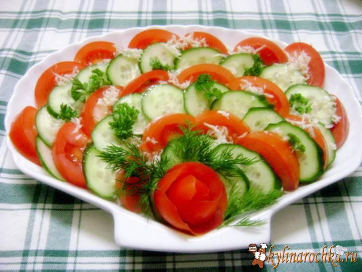 Вкусные салаты на праздники - 78